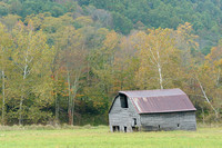 Abandoned Barn, Canaan Valley, West Virginia