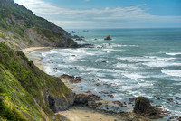 Enderts Beach Overlook, Del Norte Coast Redwoods State Park, California