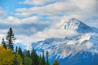 Elliot Peak Afternoon, David Thompson Country, Alberta