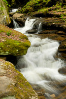 Kitchen Creek, Glen Leigh, Ricketts Glen State Park, Pennsylvania