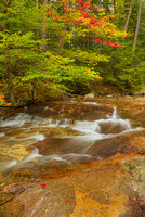 Cascade Brook, Franconia Notch State Park, New Hampshire