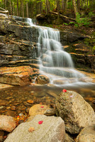 Stair Falls, Falling Waters Trail, Franconia Notch State Park, New Hampshire