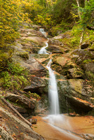 Swiftwater Falls, Falling Waters Trail, Franconia Notch State Park, New Hampshire