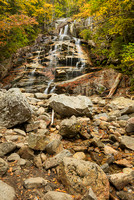 Cloudland Falls, Falling Waters Trail, Franconia Notch State Park, New Hampshire