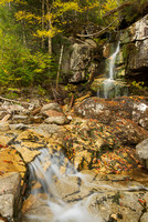 Dry Brook, Falling Waters Trail, Franconia Notch State Park, New Hampshire