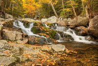 Crystal Cascade, Pinkham Notch, White Mountain National Forest, New Hampshire