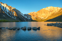 Convict Lake at Sunrise, Inyo National Forest, California