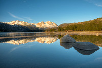 June Lake, June Lake Loop, Inyo National Forest, California