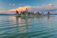 Mono Lake at Sunset, Mono County, California