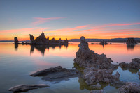Mono Lake at Sunrise, Mono County, California