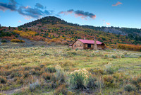 Mountain Dwelling, County Road 7, Uncompahgre National Forest, Colorado