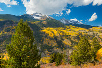 Mountain View, Uncompahgre National Forest, Colorado