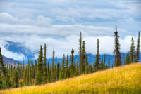 Mountain View, Northern Dalton Highway, Brooks Range, Alaska
