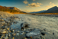 Dietrich River, Northern Dalton Highway, Brooks Range, Alaska
