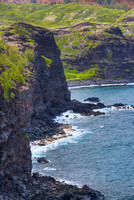 Sea Cliffs, Mushroom Rock Trail, Maui, Hawaii