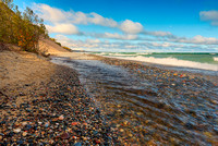 Sable Beach, Pictured Rocks National Lakeshore, Michigan