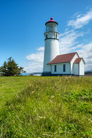 Southern Oregon Coast - Cape Blanco State Park & Floras Lake State Park