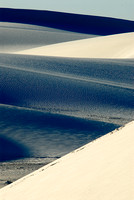 Layers, White Sands National Monument, New Mexico