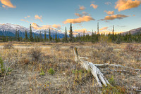 Kootenay Plains Sunrise, David Thompson Country, Alberta