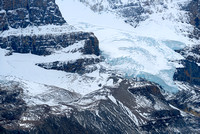 Athabasca Glacier Intimate, Columbia Icefields, Jasper National Park, Albert