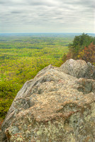Crowder's Mountain Overlook, Crowder's Mountain State Park, North Carolina