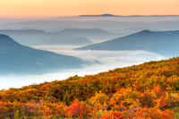 Bear Rocks Dawn, Dolly Sods Wilderness, Monongahela National Forest, West Virginia