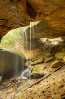 Whittleton Arch, Red River Gorge, Daniel Boone National Forest, Kentucky
