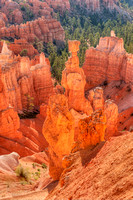 Thor's Hammer, Navajo Loop Trail, Bryce Canyon National Park, Utah