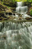 West Milton Cascades, Miami County, Ohio