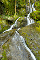 Place of A Thousand Drips, Roaring Fork, Great Smoky Mountains National Park, Tennessee