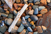 Beach Stones, Schoodic Peninsula, Acadia National Park, Maine