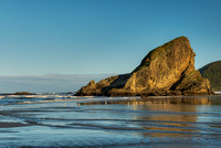 Myers Beach Morning, Pistol River State Park, Oregon
