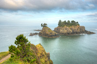 Southern Oregon Coast - Samuel H. Boardman State Park Viewpoints