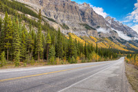 Icefields Parkway, Banff National Park, Alberta