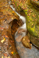 Rock Sluice, Fall Creek Gorge Preserve, Indiana