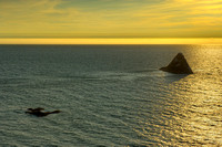 Pacific Sunset, Port Orford Heads State Park, Oregon