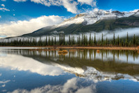 Rampart Ponds, Banff National Park, Alberta