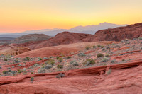 Valley of Fire Sunrise, Valley of Fire State Park, Nevada