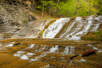 Buttermilk Falls, Buttermilk Falls State Park, New York