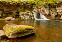 Adams Falls, Ricketts Glen State Park, Pennsylvania
