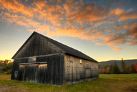 Easton Road Barn, Grafton County, New Hampshire