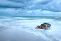 Cloudy Morning, Coral Cove Park, Palm Beach County, Florida