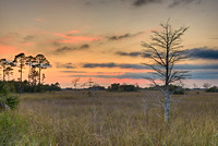 Pa-hay-okee Sunset, Everglades National Park, Florida
