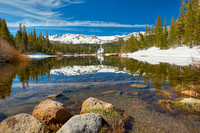 Mammoth Lakes, Inyo National Forest, Eastern Sierra, California