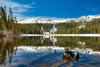 Twin Lakes, Mammoth Lakes, Inyo National Forest, California