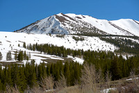 Snowy Slopes, Virginia Lakes Road, Humboldt-Toiyabe National Forest, California