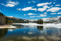 Silver Lake, Eldorado National Forest, California