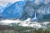 Yosemite Valley from Tunnel View, Yosemite National Park, California