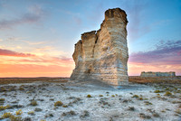Monument Rocks, Logan County, Kansas