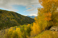 McClure Pass, White River National Forest, Colorado